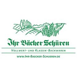 Ihr Bäcker Schüren Logo