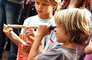 Kinderprogramm für und mit Kindern